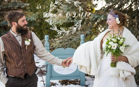 Winter Elopement Wedding