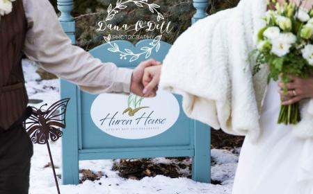 Huron House Elopement Wedding