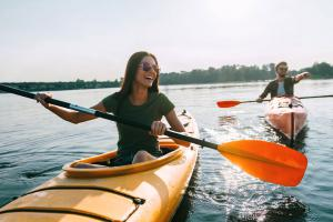 Canoe or Kayak the AuSable River
