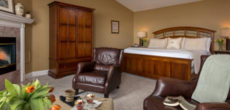 Highbanks King Suite