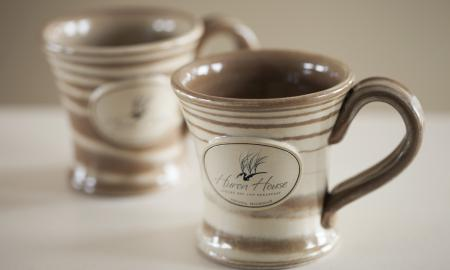 Huron House Mugs