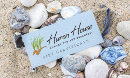 Bed and Breakfast Gift Certificate